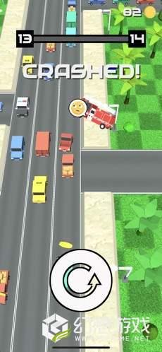 交通转弯图4