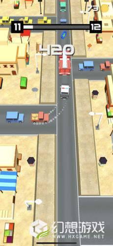 交通转弯图5