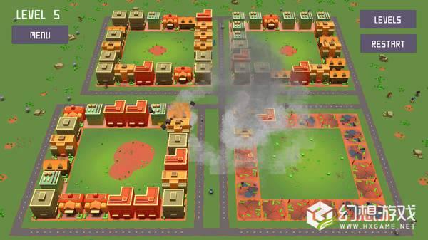 城市轰炸图4