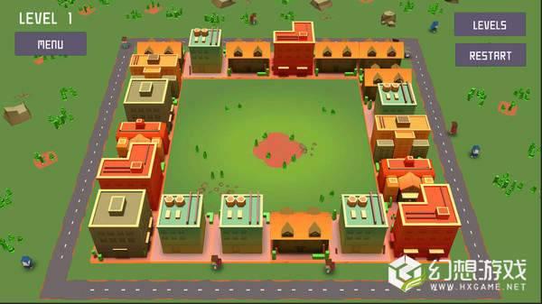 城市轰炸图3
