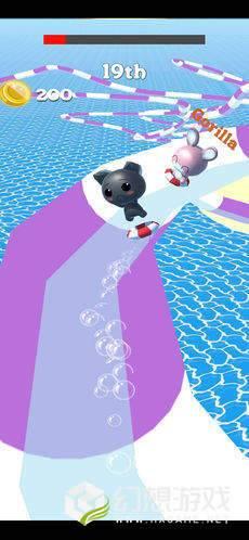 水滑梯公园猫水上公园图4