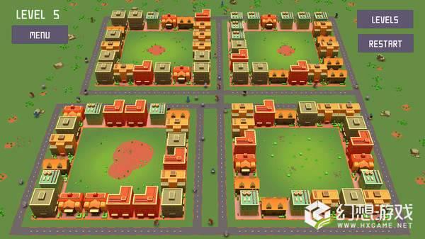 城市轰炸图2