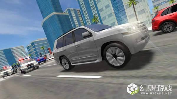 交通豪华轿车SUV图2