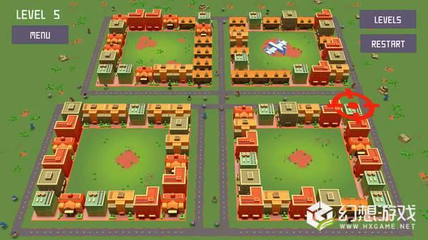 城市轰炸图1
