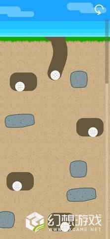 高尔夫球窝图1