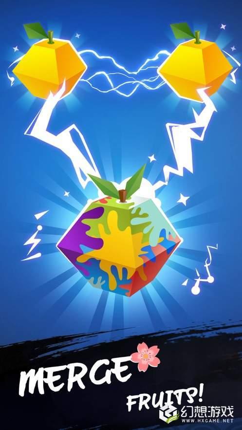 Merge Fruit Ninja图3
