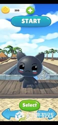 水滑梯公园猫水上公园图1