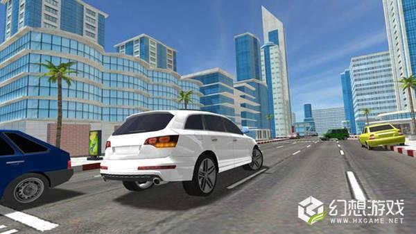 交通豪华轿车SUV图3