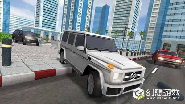 交通豪华轿车SUV图4