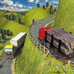 卡车模拟荒岛驾驶