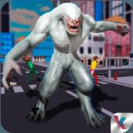 大猩猩怪物猎人