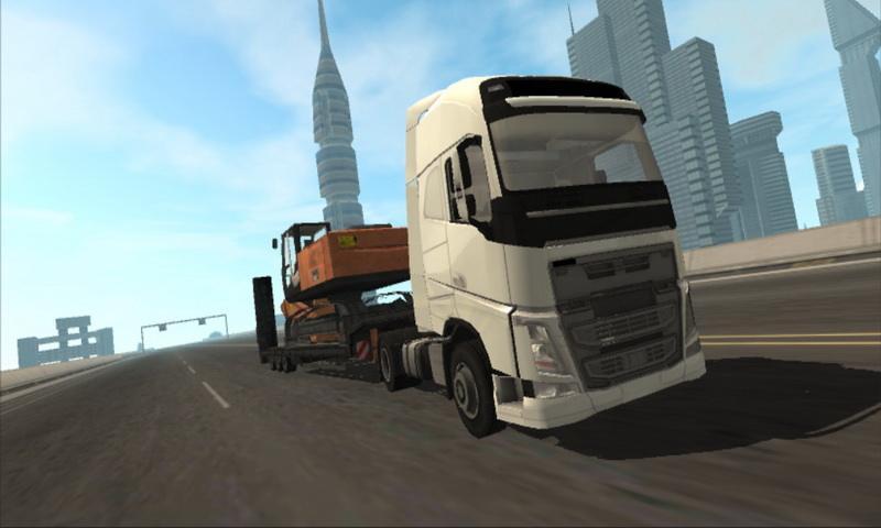 模拟卡车运输手游大全