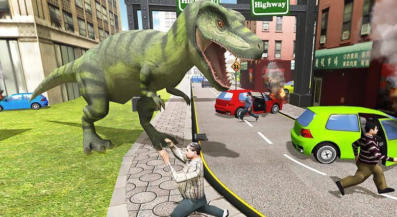 模拟恐龙手游