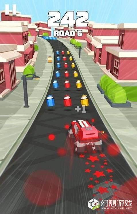 极速汽车3D图1