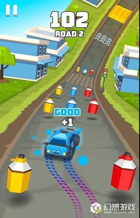 极速汽车3D图2