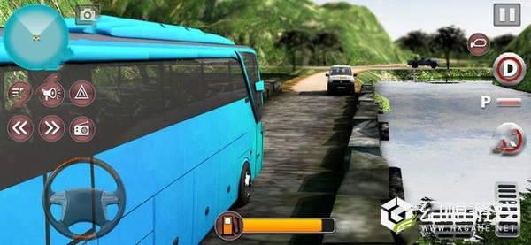 越野教练巴士模拟器图1