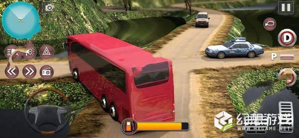越野教练巴士模拟器图3