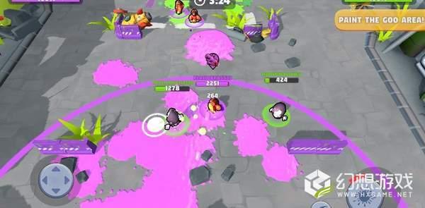 飞溅战场图2