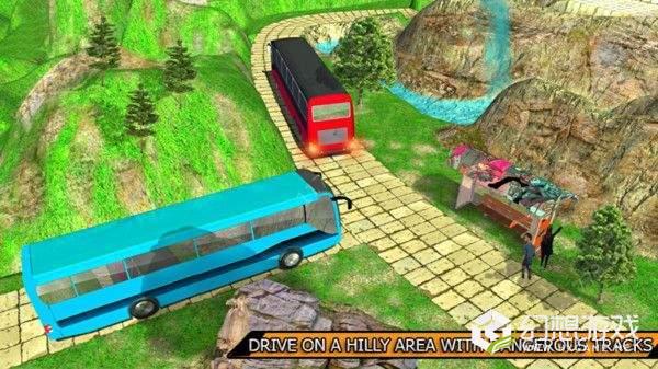 旅游巴士看风景图2