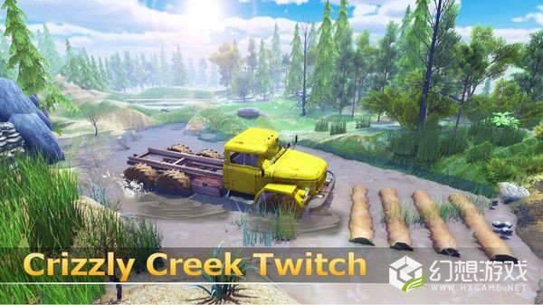 越野泥浆车驾驶模拟图3
