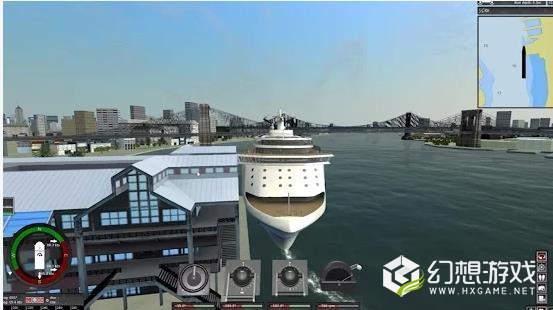 船舶模拟器2020图1