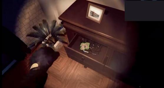 模拟小偷游戏