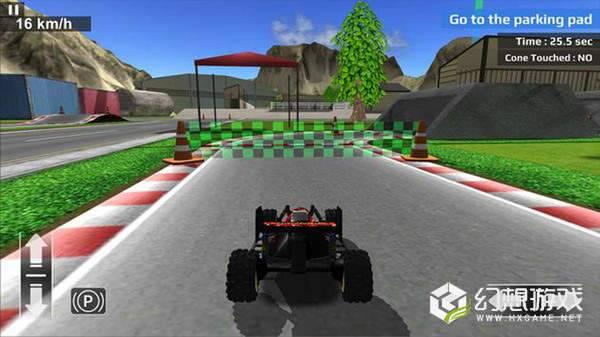 赛道汽车驾驶模拟器图4
