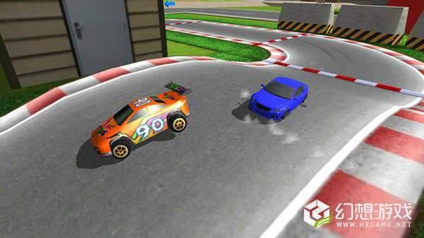 赛道汽车驾驶模拟器图2