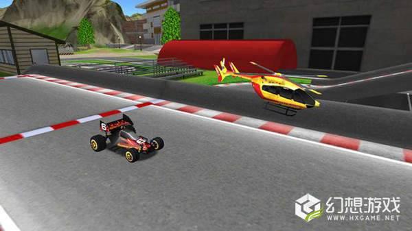 赛道汽车驾驶模拟器图3