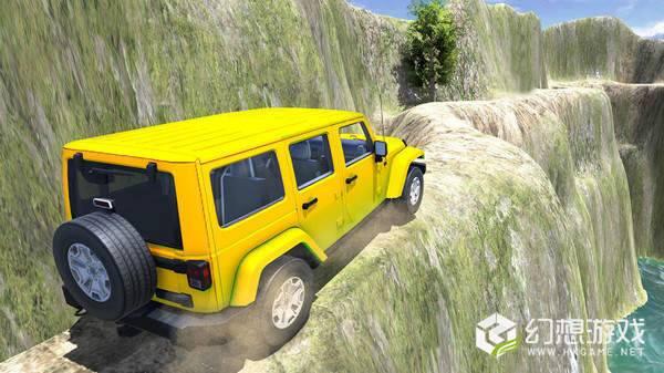吉普车山地驾驶图2