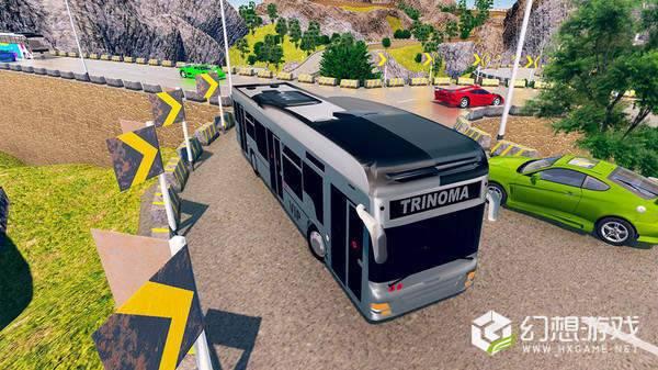 越野旅游巴士驾驶模拟器图2
