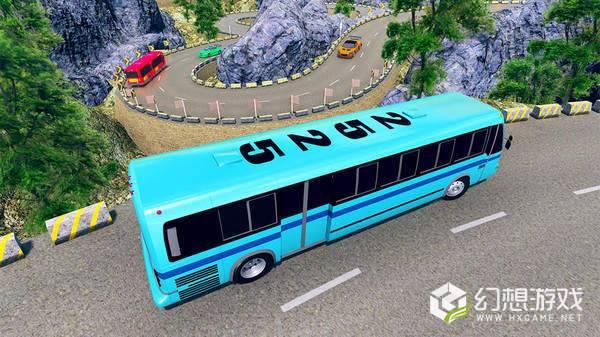越野旅游巴士驾驶模拟器图4
