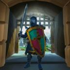 骑士战争中世纪战场