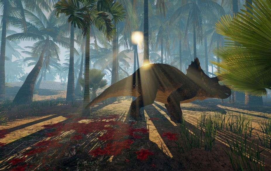 狩猎恐龙游戏大全