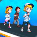 趣味跑步跑酷竞赛3D