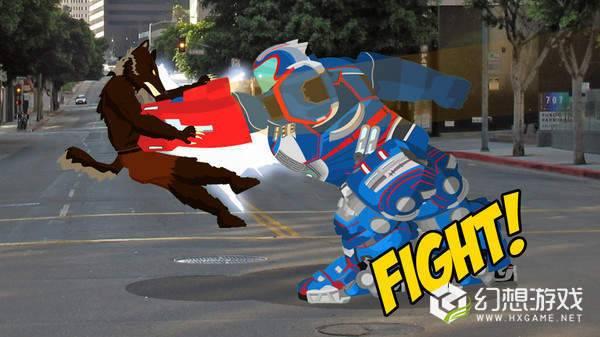 超级英雄冠军争霸图3