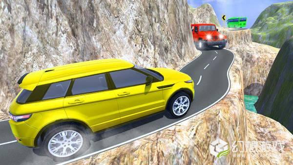 吉普车山地驾驶图1