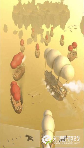 空中战舰全面战争图1