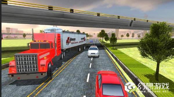 公路货车运输模拟器图4