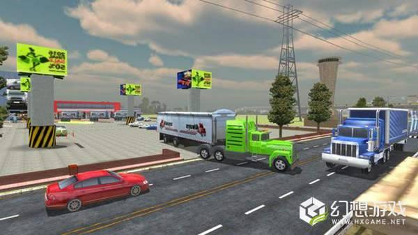 公路货车运输模拟器图2