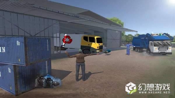 垃圾分类自卸卡车图2