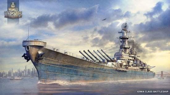 海洋战舰游戏