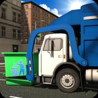 垃圾分类自卸卡车
