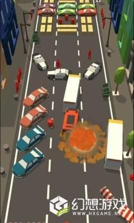 汽车碰撞3D图4