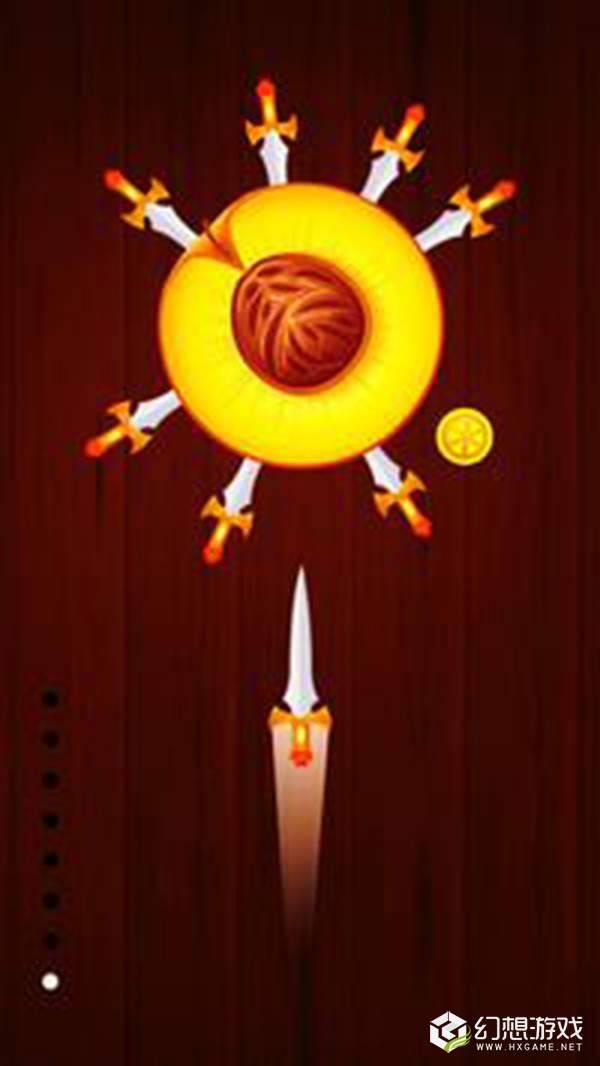 刀击水果飞溅图2