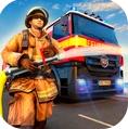 城市消防队救援