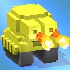 钢铁风暴坦克轰炸