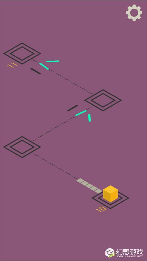 方形线图1