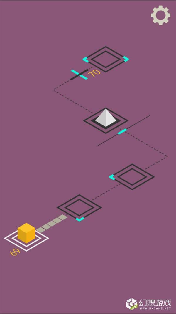 方形线图4