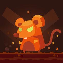 疯狂的火焰鼠